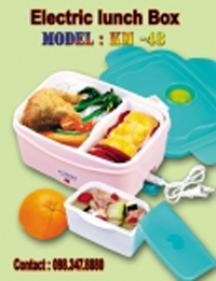 HỘP CƠM ĐIỆN - Lunch box